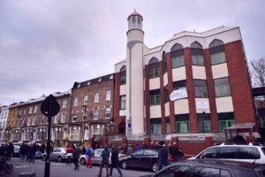 Katie Hopkins & Finsbury Park Mosque